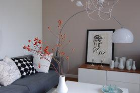 die schönsten wohnideen in der farbe greige - Wandfarbe Grau Beige