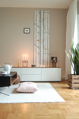 wohnzimmer landhausstil wandfarben. Black Bedroom Furniture Sets. Home Design Ideas