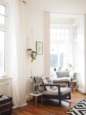 blumenampel diy ideen. Black Bedroom Furniture Sets. Home Design Ideas