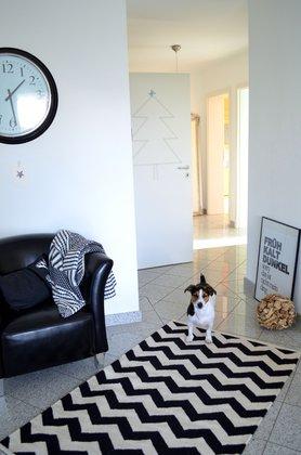 die sch nsten ideen f r deinen zick zack teppich. Black Bedroom Furniture Sets. Home Design Ideas