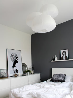 Malm Bedroom Inspiration