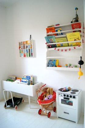Aufbewahrung ideen bilder for Kinderzimmer charlotte