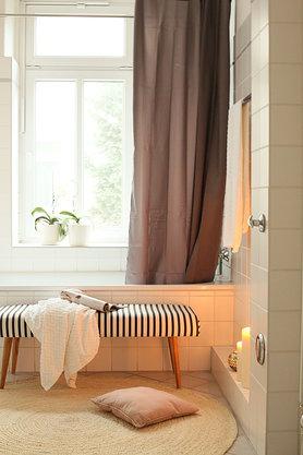die sch nsten wohnideen mit vorh ngen gardinen. Black Bedroom Furniture Sets. Home Design Ideas