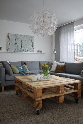 Nordisch ideen bilder for Wohnzimmer nordisch