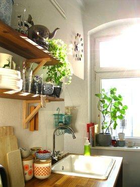 kleine küchen & singleküchen einrichten - Kleine Küche Einrichten