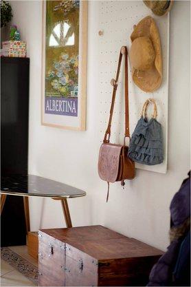 garderoben selber bauen: die besten ideen und diy-tipps, Innenarchitektur ideen