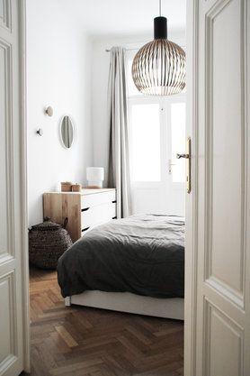 Schlafzimmer skandinavischer stil  Skandinavische Schlafzimmer
