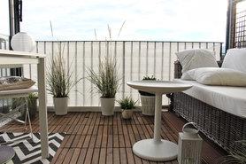 sch ne ideen f r deinen balkon dein sommerwohnzimmer. Black Bedroom Furniture Sets. Home Design Ideas