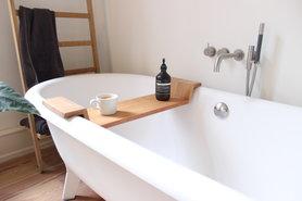 die sch nsten ideen f r freistehende badewannen. Black Bedroom Furniture Sets. Home Design Ideas