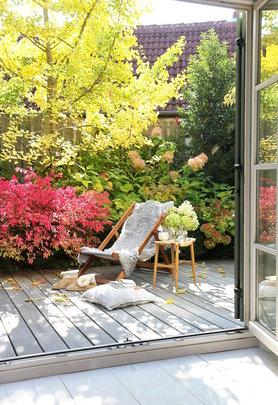 terrassengestaltung bilder ideen. Black Bedroom Furniture Sets. Home Design Ideas