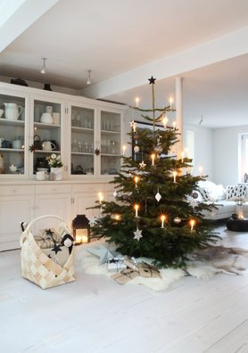 christbaumschmuck basteln ideen bilder. Black Bedroom Furniture Sets. Home Design Ideas