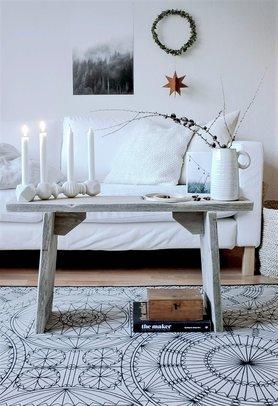 Deko ideen mit kerzen for Ideen zur wohnzimmergestaltung