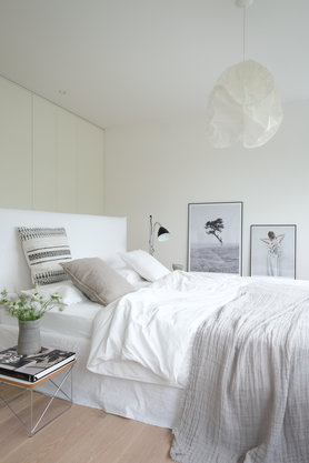 Die Besten Ideen Fr Die Wandgestaltung Im Schlafzimmer