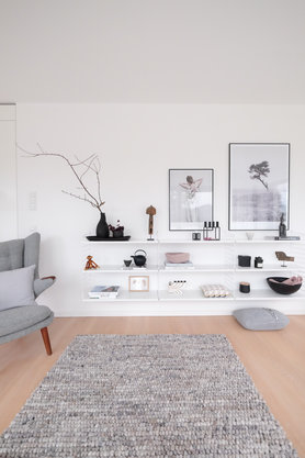print deko ideen. Black Bedroom Furniture Sets. Home Design Ideas