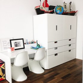 Ikea kinderzimmer stuva  Ideen für das IKEA Stuva Kinderzimmer Einrichtungssystem