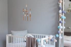 baby mobiles: diy ideen und inspirationen, Schlafzimmer ideen