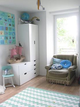 ideen für ikea-kinderzimmer - Stuva Kinderzimmer Ideen