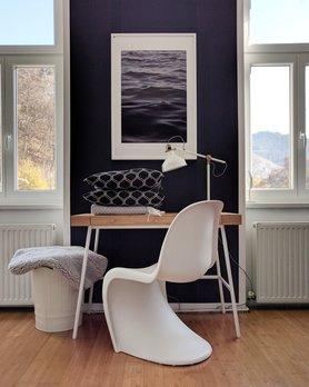 Arbeitszimmer einrichten die besten ideen - Gastezimmer gestalten ...
