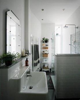 Ideen für deine Dusche: 100 Bilder aus echten Wohnungen | {Badezimmer dusche ideen 95}
