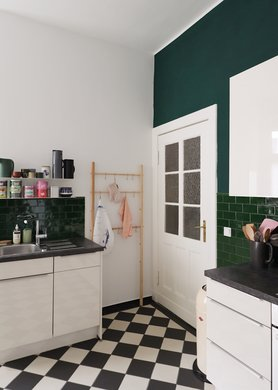 Wandfarbe Grn Die Besten Ideen Und Tipps Zum Streichen
