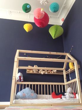 ideen und inspirationen f r kinderbetten. Black Bedroom Furniture Sets. Home Design Ideas