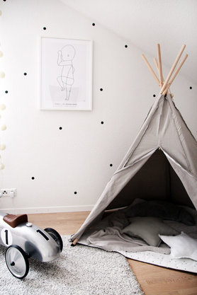 die sch nsten ideen f r dein babyzimmer. Black Bedroom Furniture Sets. Home Design Ideas