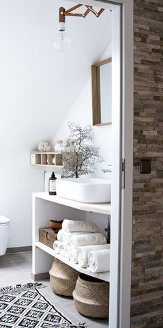 Badezimmer Bilder & Ideen Badezimmer Wanddekoration