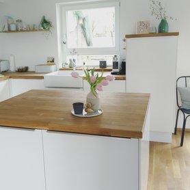 deko k che. Black Bedroom Furniture Sets. Home Design Ideas