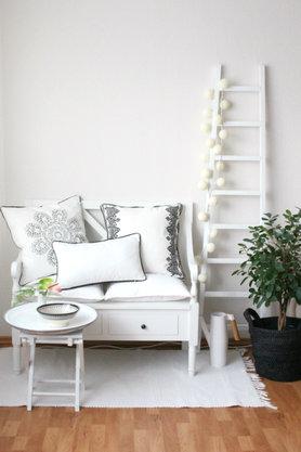 white please - Nordische Wohnzimmer