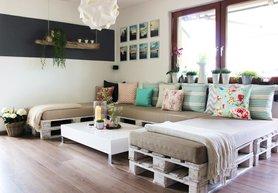 Badmöbel aus europaletten  DIY: Möbel aus Euro-Paletten selber bauen