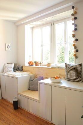 Küchenfenster dekorieren  Die schönsten Ideen für deine Fensterdeko