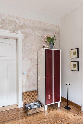 wohnideen im industriestil look. Black Bedroom Furniture Sets. Home Design Ideas