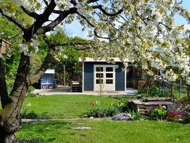 Gartenhaus ideen bilder for Ideen kleingarten