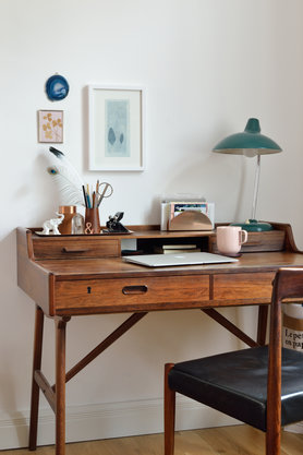 die sch nsten ideen f r deinen schreibtisch. Black Bedroom Furniture Sets. Home Design Ideas