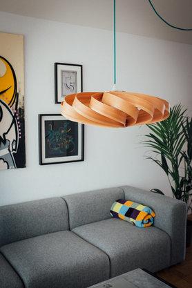 Lampenschirme selber machen ideen bilder - Wandlampe selber bauen ...