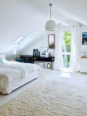 die besten ideen f r die wandgestaltung im schlafzimmer. Black Bedroom Furniture Sets. Home Design Ideas