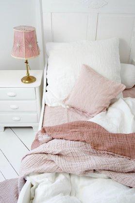 Shabby Schlafzimmer In Rosa U0026 Weiß