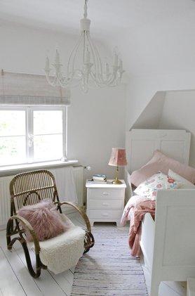 Schlafzimmer Im Boho Shabby Style