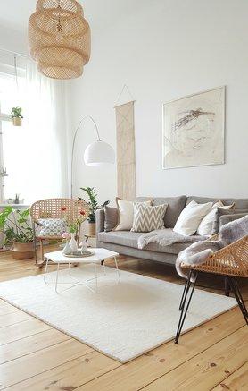 skandinavische wohnzimmer: einrichtungstipps und ideen - Skandinavisch Wohnen Wohnzimmer