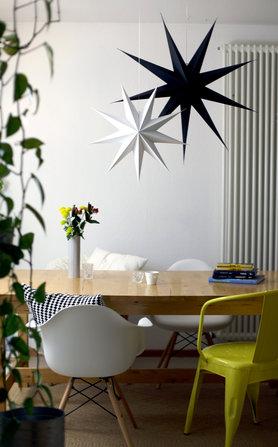 House Doctor Papiersterne : sch ne papiersterne f r die adventszeit ~ Michelbontemps.com Haus und Dekorationen