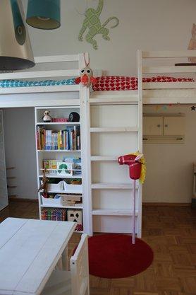 Ideen f r das ikea stuva kinderzimmer einrichtungssystem for Kinderzimmer hochbett ideen