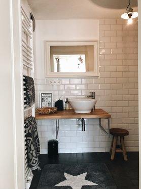 Gästebad möbel  Die schönsten Einrichtungsideen für das Gäste WC