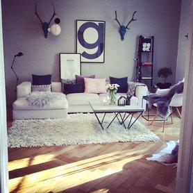 Hirschgeweih deko wohnzimmer  Geweih-Deko & Hirschgeweih-Deko