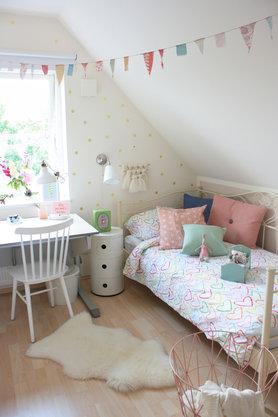Jugendzimmer einrichten kleines-zimmer mädchen  Jugendzimmer Ideen zum Einrichten und Gestalten