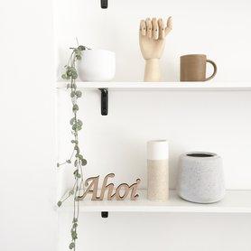 die sch nsten ideen f r dein wandregal. Black Bedroom Furniture Sets. Home Design Ideas