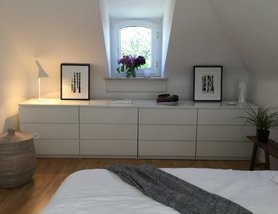 Ideen und Inspirationen für die Ikea Malm Serie