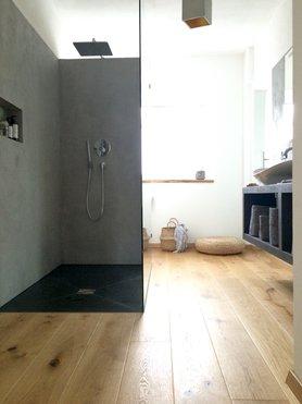Badezimmer bilder ideen for Wanddeko fur badezimmer