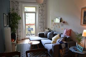 Kleine wohnzimmer einrichten gestalten - Mini wohnzimmer ...