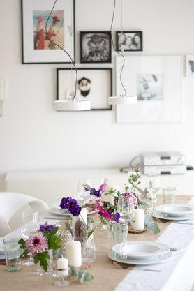 geweih deko hirschgeweih deko. Black Bedroom Furniture Sets. Home Design Ideas