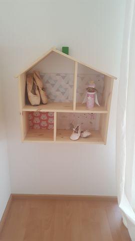 tipps und ideen f r ein puppenhaus. Black Bedroom Furniture Sets. Home Design Ideas
